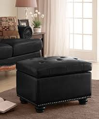 amazon com convenience concepts designs4comfort storage ottoman