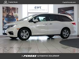 2018 new honda odyssey ex l automatic at capitol honda serving san
