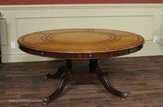 84 round dining table large round dining table extra large 84 round mahogany dining table