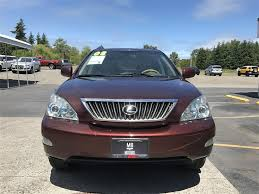 lexus suv for sale wa 2008 lexus rx 350 suv for sale in ferndale wa 0