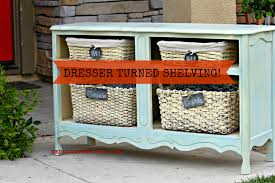 art is beauty wicker storage basket dresser make over with dresser