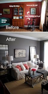 living room renovation before and after great living room renovation ideas hative