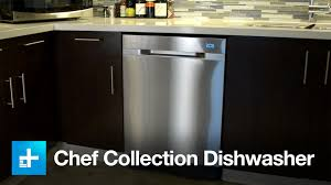 samsung chef collection dishwasher review youtube