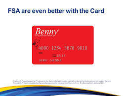 bancorp bank prepaid cards important information about prepaid benefits cards