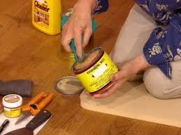 Scratches In Laminate Floor How To Touch Up Wood Floors How Tos Diy