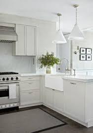 Gray Kitchen Island Chelsea Gray Island White Dove Cabinets Both Bm Renovated Home