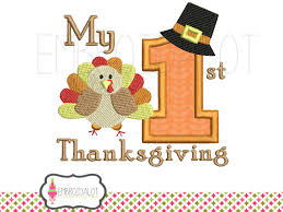 baby clipart thanksgiving pencil and in color baby clipart