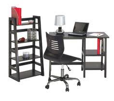 lake point collection l desk realspace lake point l desk black item 517896 working woman