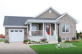 bungalow house plans with basement bungalow house plan open floor master bed walk garage home plans