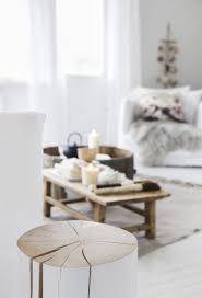 fresh white scandinavian home