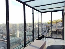 Appartement Toit Terrasse Paris Loft Connexion By Samuel Johde Sur Les Toits De Paris Loft