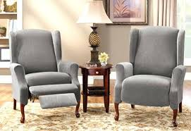 Wingback Recliners Chairs Living Room Furniture Wingback Recliners Chairs Living Room Furniture Photo Of Stretch