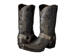 mens biker style boots stetson outlaw eagle biker at zappos com