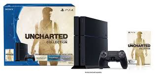gamestop ps4 black friday ps4 500gb uncharted collection bundle at gamestop product