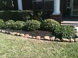 landscaping with rocks and mulch fleagorcom