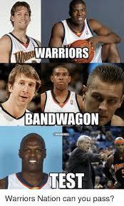 Warriors Memes - 25 best memes about warriors bandwagon warriors bandwagon memes