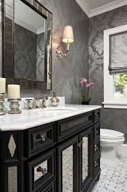 bathroom with wallpaper ideas gorgeous wallpaper ideas for your modern bathroom realie