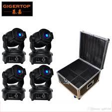 Cheap Moving Head Lights Flight Case 4in1 4xlot 60w Led Moving Head Light Dmx512 China