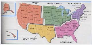 us map states carolina 50 states and capitals lessons tes teach
