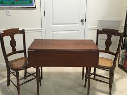 for sale antique cane bottom chairs u0026 table sowal forum