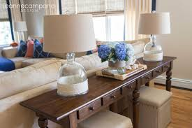 Home Decor Family Room Before And After Coastal Family Room Makeover Jeanne Campana Design