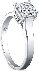 Solitaire Wedding Rings by Jeff Cooper Solitaire Engagement Ring 2970