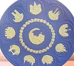 wedgwood jasper 10th anniversary 1968 1978 jasperware