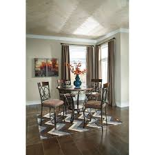 rent to own ashley glambrey dining set national rent to own