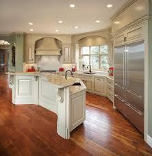 kitchen colourful backsplash with hickory cabinets kitchen