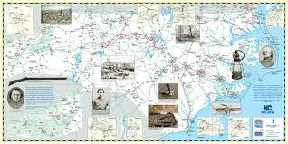 Nc State Campus Map Civil War Trailscivil War Cemeteries Trails Sign Located Between