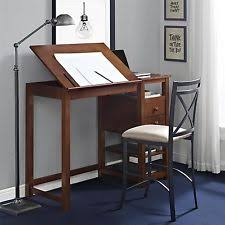 Drafting Table Set Vintage Drafting Table Adjustable Art Work Drawing Wood Desk Board