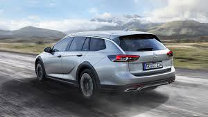opel insignia 2017 inside new vauxhall insignia country tourer u0027allroad estate u0027 revealed
