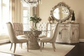 photo gallery of elegant dining table set viewing 13 of 15 photos