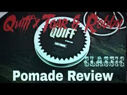 Pomade Tnr teaser quiff x tnr classic pomade review