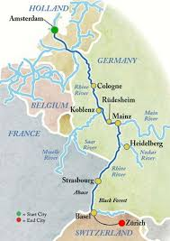 best 25 rhine river cruise ideas on viking river