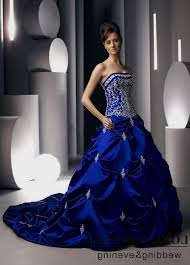 blue wedding dress best 25 royal blue wedding dresses ideas on royal