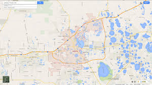 Homestead Fl Map Lakeland Florida Map