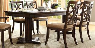 north shore doubl image gallery double pedestal dining table