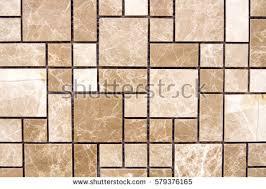 ceramic decorative tiles different textures covering stock photo