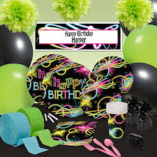 blacklight party supplies black light party ideas how to host a glow party