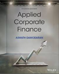 applied corporate finance fourth edition entry page