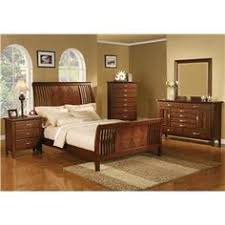 Diamond Furniture Bedroom Sets by Audrey Modern Bedroom Collection Industrial Wood And Metal