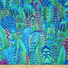 kaffe fassett home decor fabric kaffe fassett feathers green feathers fabrics and accent colors