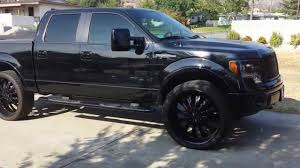 Ford Raptor Modified - ford f150 on 28s with a whipple super charger 3 12 inch subs