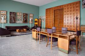 gio ponti ponti s interiors at the university of padua