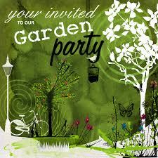 cool garden party invitation interior design for home remodeling