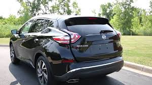 2016 nissan murano power liftgate if so equipped youtube