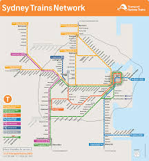 Septa Regional Rail Map Does Sydney Have A Metro Living In Racism Transit Australia