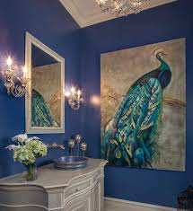 Bathroom Interior Decorating Ideas Best 25 Peacock Decor Ideas On Pinterest Peacock Bedroom