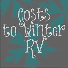 the cost of heating the rv during the winter the new lighter